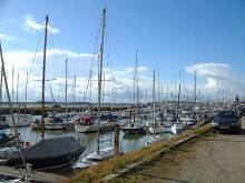 Levington Marina, Suffolk © Tim Elliot